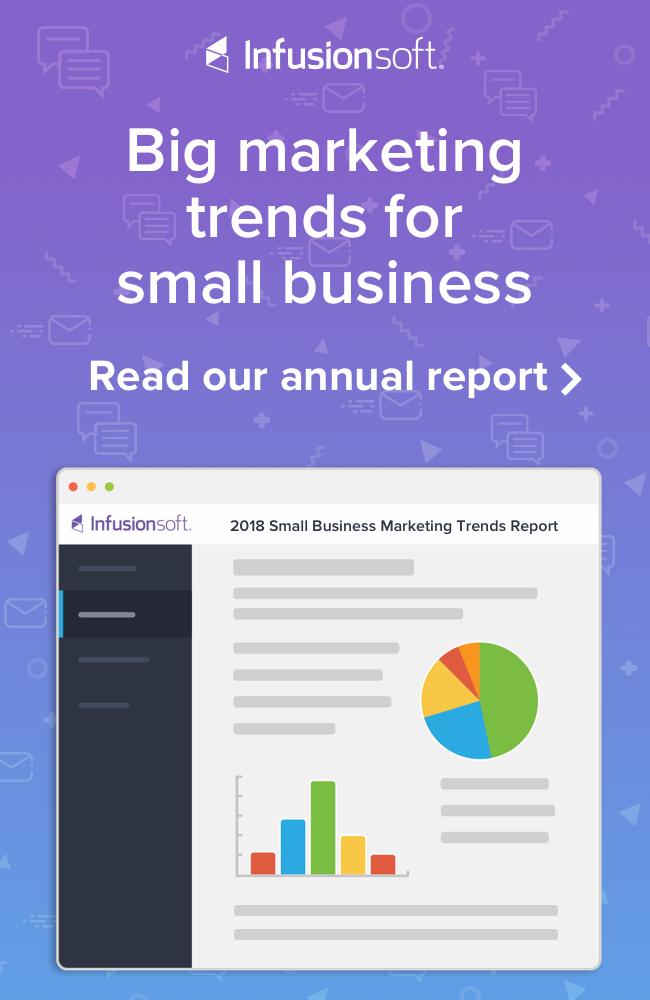 2018 Marketing Trends Report download