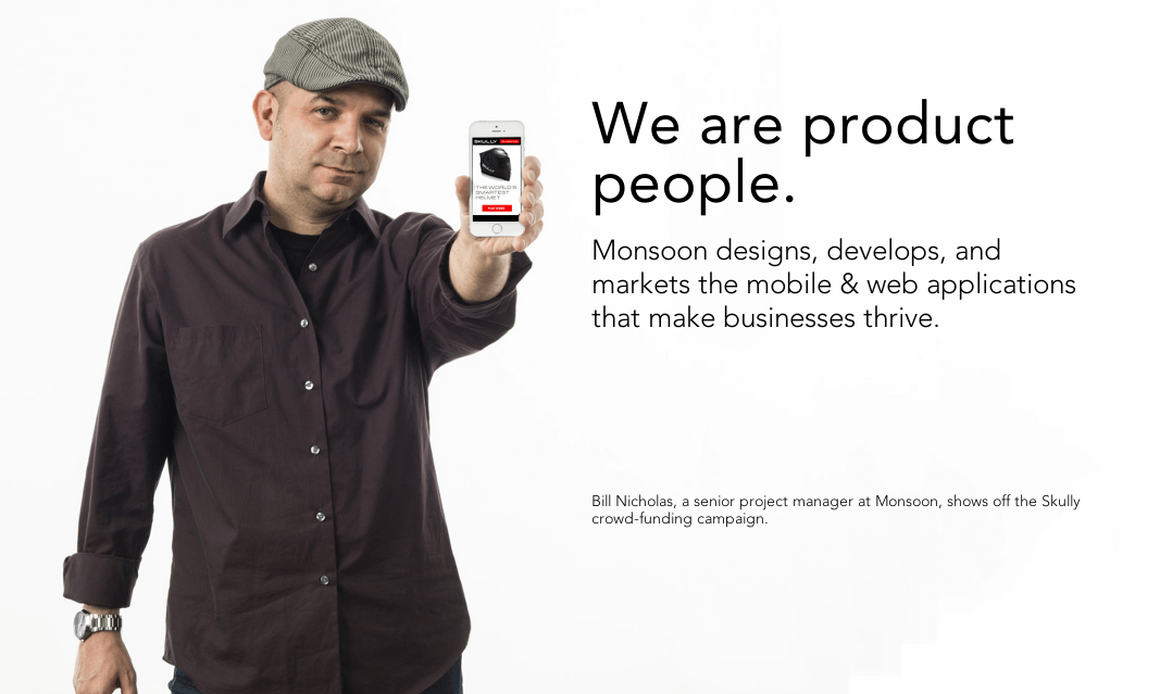 we are product people
