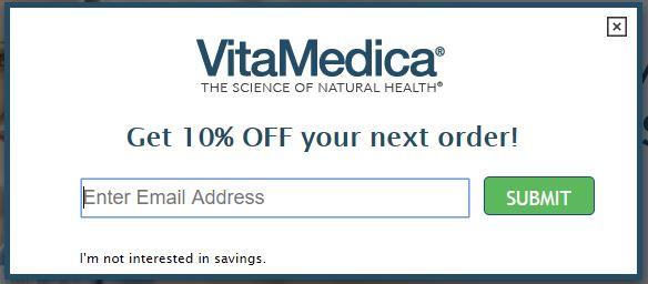 vitamedica discount offer