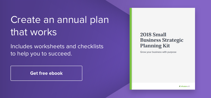 2018 Strategic planning kit
