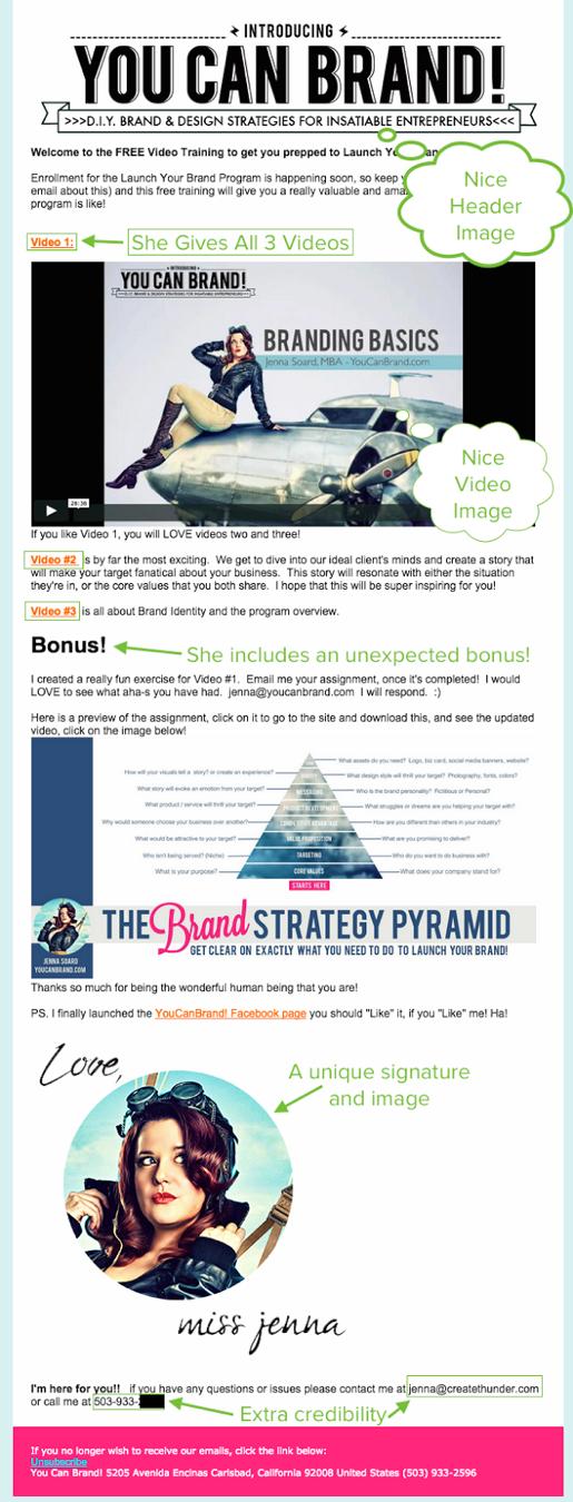 Jenna Soard email